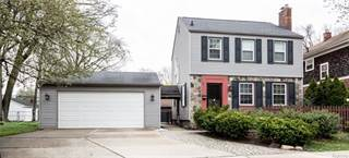 Single Family for sale in 1802 W FARNUM Avenue, Royal Oak, MI, 48067