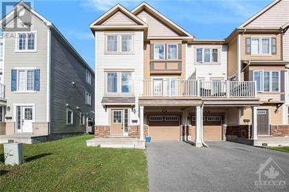 Single Family for rent in 149 ECLIPSE CRESCENT, Ottawa, Ontario, K4A0W1