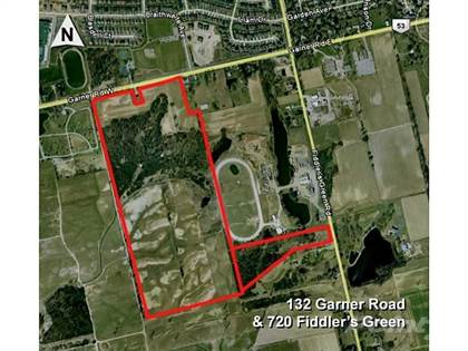 Lots And Land for sale in 720 FIDDLER'S GREEN Road, Ancaster, Ontario, L9G 3L1