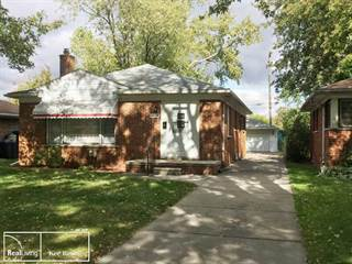 Single Family for rent in 21229 Yale, St. Clair Shores, MI, 48081