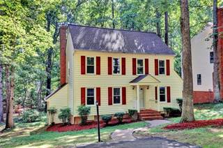 Single Family for sale in 5603  Chatmoss Rd, Midlothian, VA, 23112
