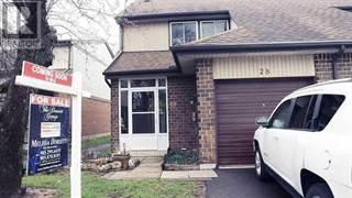 Condo for sale in 318 LAURIER AVE 28, Milton, Ontario, L9T3M9