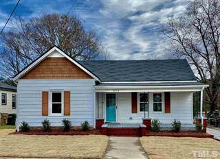 Single Family for sale in 524 E Second Street, Clayton, NC, 27520
