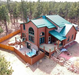 Residential Property for sale in 330 Red Cloud Road, Florissant, CO, 80816