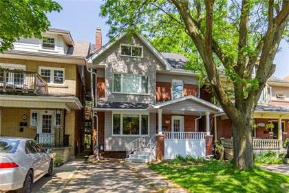 Single Family for rent in UPPER UNITBARNESDALE Boulevard 78, Hamilton, Ontario, L8M2V6