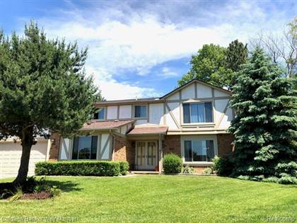 Residential for sale in 3818 WILLIAMSBURG CRT, Rochester Hills, MI, 48309