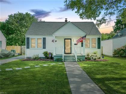 Residential Property for sale in 4611 Kennebeck Avenue, Norfolk, VA, 23513