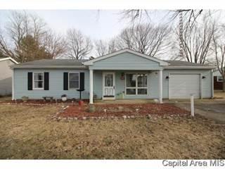 Single Family for sale in 14 BIRCH LN, Williamsville, IL, 62693