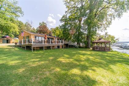 Residential Property for sale in 5596 E Lake Rd, Conesus, Conesus Lake, NY, 14435