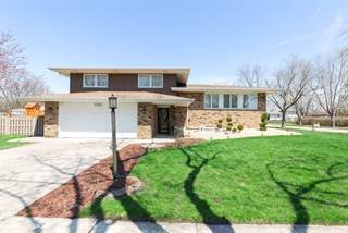 Single Family for sale in 2862 193rd Street, Lansing, IL, 60438