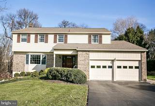 Single Family for sale in 307 THOMAS DRIVE, King of Prussia, PA, 19406