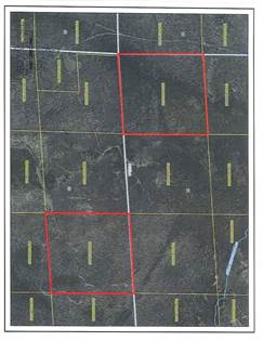 Lots And Land for sale in T34N-R1E HALLBERG RD, Ogema, WI, 54459