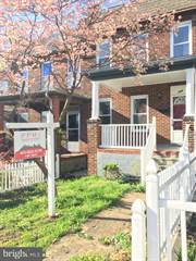 Townhouse for rent in 709 PONTIAC AVENUE, Baltimore City, MD, 21225