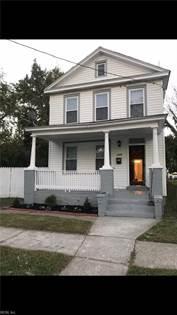 Residential Property for sale in 1908 Charleston Avenue, Portsmouth, VA, 23704