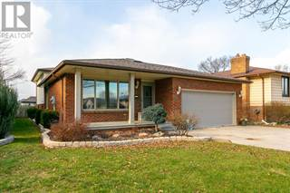 Single Family for sale in 409 AMBERLY CRESCENT, Tecumseh, Ontario