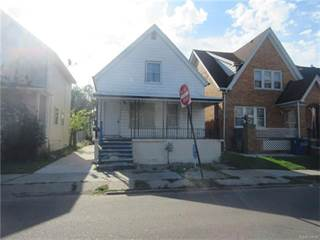 Single Family for sale in 2446 HEWITT Street, Hamtramck, MI, 48212