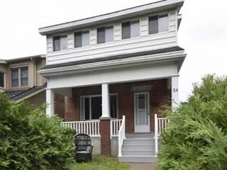 Single Family for sale in 24 WILLARD STREET, Ottawa, Ontario