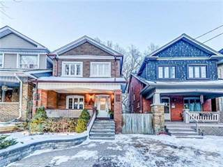 Residential Property for sale in 303 Willard Ave, Toronto, Ontario