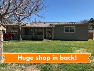 Single Family for sale in 504 Park Ave, Panhandle, TX, 79068