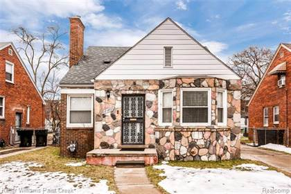 Residential Property for sale in 18490 MANOR Street, Detroit, MI, 48235