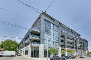 Condo for sale in 510 King St E 409, Toronto, Ontario