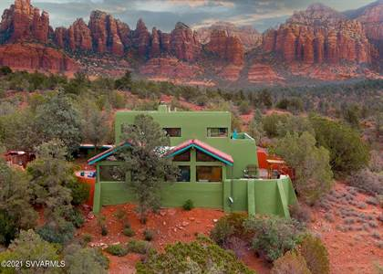 Residential Property for sale in 270 Canyon Drive, Sedona, AZ, 86336