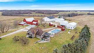 Farm And Agriculture for sale in 8965 E Arthur Road, Greenwood, MI, 49421