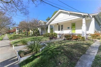 Residential Property for sale in 414 Massachusetts Avenue, Norfolk, VA, 23508