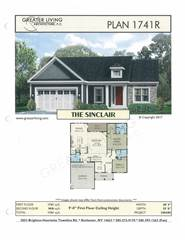 Single Family for sale in 1184 Guinevere Drive, Greece, NY, 14626