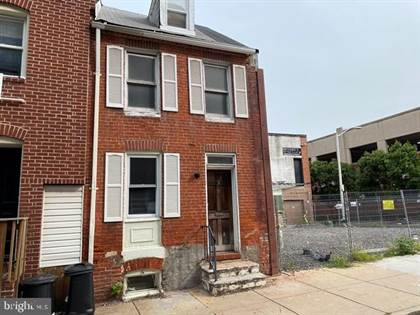 Residential for sale in 8 E WEST STREET, Baltimore City, MD, 21230