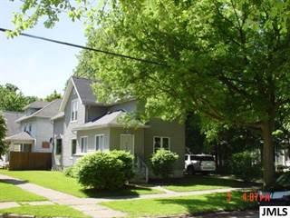 Single Family for sale in 202 N PLEASANT ST, Jackson, MI, 49202
