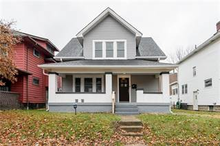 Single Family for sale in 334 North DREXEL Avenue, Indianapolis, IN, 46201