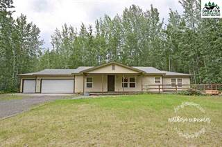 Single Family for sale in 3518 MANDEVILLE LOOP, North Pole, AK, 99705