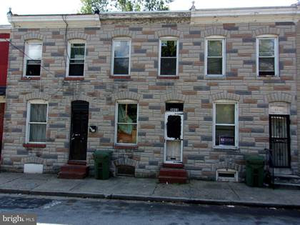 Residential Property for sale in 3053 STRICKLAND STREET, Baltimore City, MD, 21223