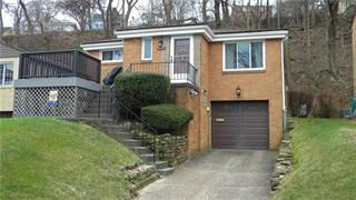 Single Family for sale in 3963 BOULEVARD DR, Pittsburgh, PA, 15217