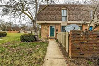 Condo for sale in 7434 Country Brook Drive, Indianapolis, IN, 46260