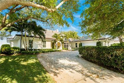 Residential Property for sale in 649 Lake Drive, Vero Beach, FL, 32963