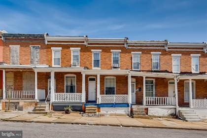 Residential Property for sale in 1506 ABBOTSTON, Baltimore City, MD, 21218