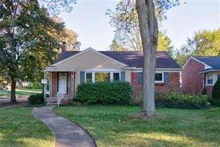 Single Family for sale in 3203 VINSETTA Boulevard, Royal Oak, MI, 48073