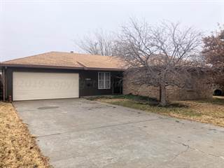 Single Family for sale in 1604 N Sumner St, Pampa, TX, 79065