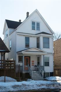 Multifamily for sale in 4857 West Henderson Street, Chicago, IL, 60641