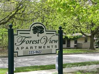 Apartment for rent in Forest View Apartments, Haslett, MI, 48840