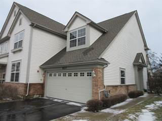 Townhouse for sale in 820 Linden Circle, Hoffman Estates, IL, 60169