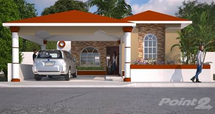 Residential Property for sale in BANI. DOMINICAN REPUBLIC. New affordable homes for sale. Financing Available. ID 10347, Bani, Peravia