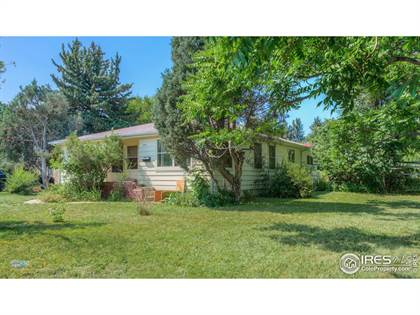Residential Property for sale in 1265 Balsam Ave, Boulder, CO, 80304