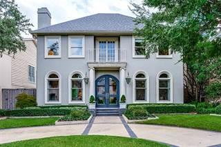 Single Family for sale in 4441 Potomac Avenue, University Park, TX, 75205