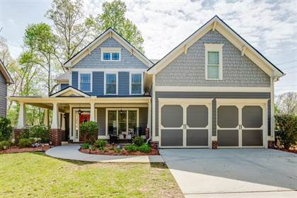 Residential for sale in 1208 Christiana Crossing NW, Lawrenceville, GA, 30043