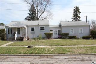 Single Family for sale in 1625 THIRD ST, Jackson, MI, 49203