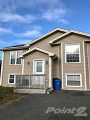 Apartment for rent in 1 Spruce Grove Street, St. John's, Newfoundland and Labrador, A1S 0A5
