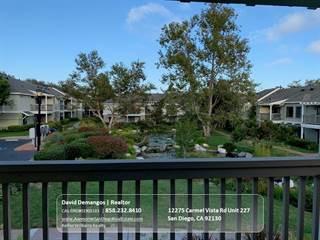 Condo for sale in 12275 Carmel Vista Rd 227, San Diego, CA, 92130